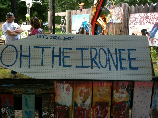 Has the Heidelberg Project become a parody of itself?